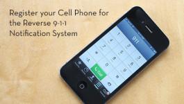 Reverse 911 Notification System